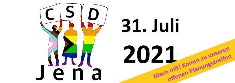 CSD Jena 2021